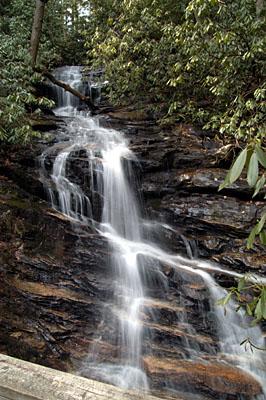 Becky Creek Falls